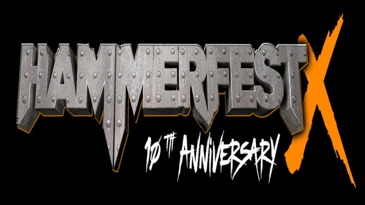 HRH TV: Hammerfest X - Triaxis Live