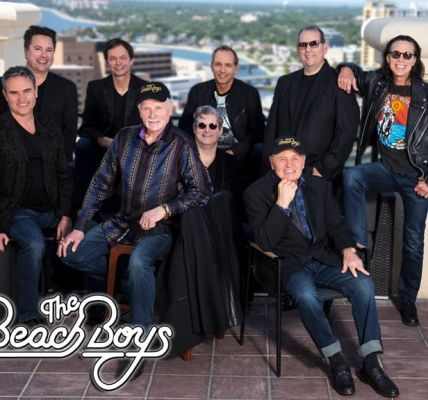 Happy Friday! The Beach Boys have teamed up with Royal Philharmonic Orchestra fo...