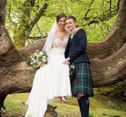 In a weekend of wedding fever the festival team had their own special day out ce...