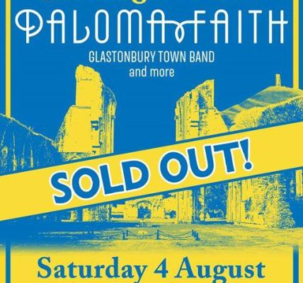 We're very pleased to announce that this year's Glastonbury Abbey Musical Extrav...