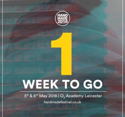 Our favourite weekend of the year is only 1 week away. You can join us for a day...