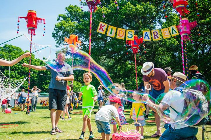 4 days to go until our big day out on Southampton Common for the whole family!
