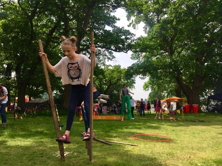 The sun is out on Southampton Common, and we're having an incredible first day o...