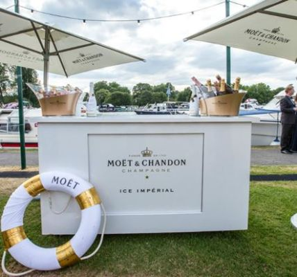 Make the most of this glorious Friday afternoon with a chilled glass of Moët & C...