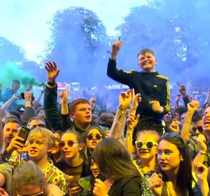 Kendal Calling Main Stage