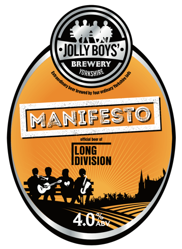 We're thrilled that Jolly Boys'Brewery has hand crafted a limited edition ale fo...