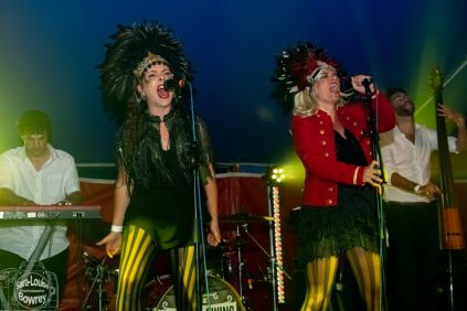 Electric Swing Circus at Into The Wild Festival 2018