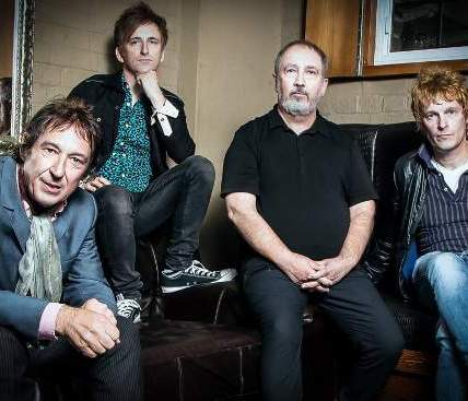 Buzzcocks to headline Chagstock on Friday - an exclusive interview with Steve Diggle