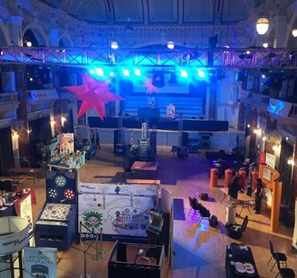 The Discover Zone is ready for you all! ...