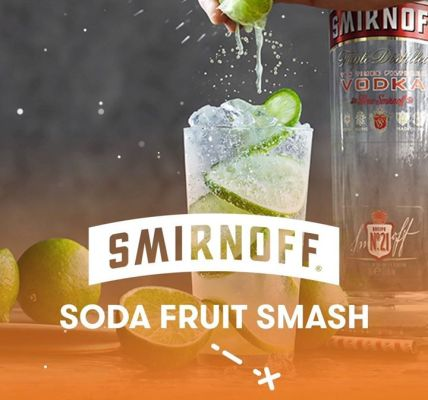 Smirnoff Soda Fruit Smash #Citadel18
