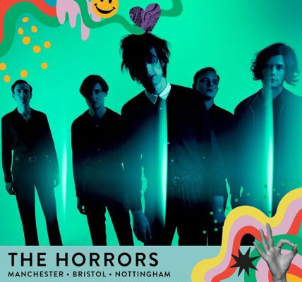 This month's Dot To Dot Festival will be headlined by the one and only, The Horr...