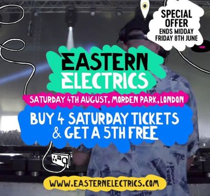 The buy 4 Saturday tickets and get the 5th free offer runs out tomorrow at 17:00...
