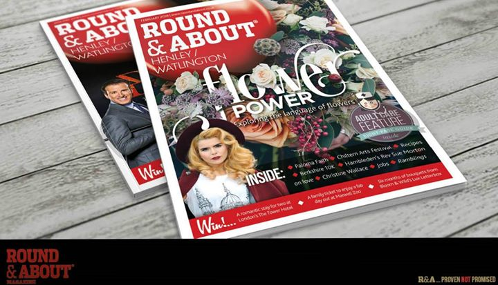 This months Henley/Watlington Edition of Round & About is available to download ...