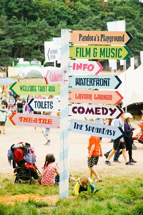 Where will your weekend at Latitude Festival take you?  New adventure awaits aro...