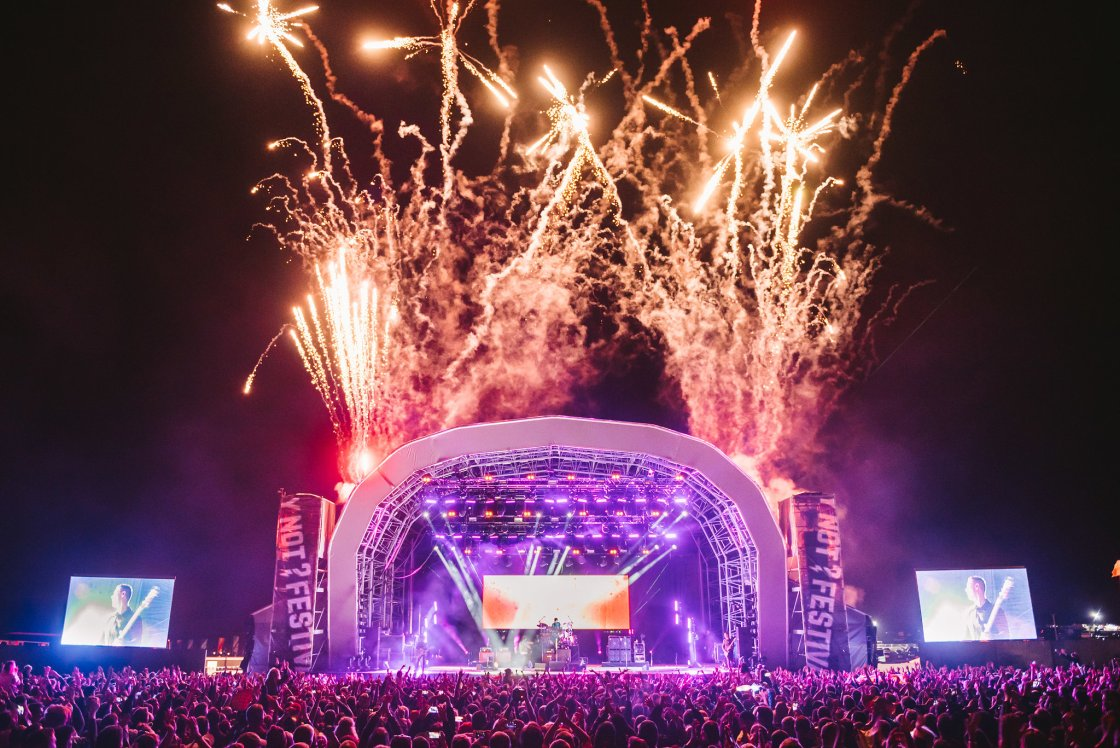 13 Venues To Check Out At Y Not - Y Not Festival 2018