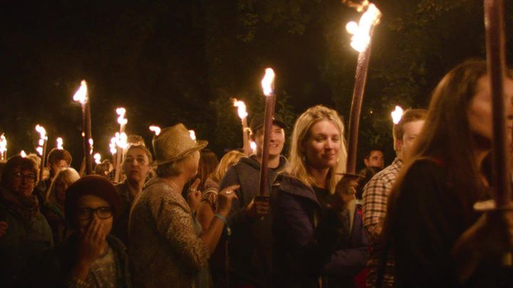Sign Up To Be Part of Our Magical Torchlit Procession...