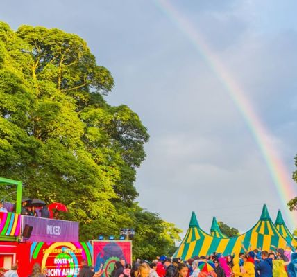 """""""Set in spectacular countryside, Kendal Calling is one of the UK's most pictures..."""