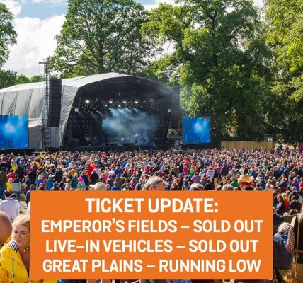 THANK YOU to everyone who's already purchased a 2019 ticket, we're overwhelmed b...