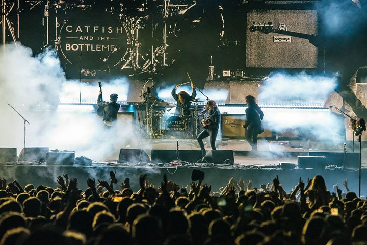 Kaiserchiefs, Catfish and the Bottlemen, whenyoung and Tom Grennan...Y Not day 3...