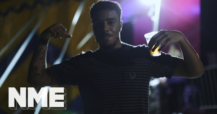 FESTIVAL HIGHLIGHTS: Walk on stage with AJ Tracey at Reading Festival 2018