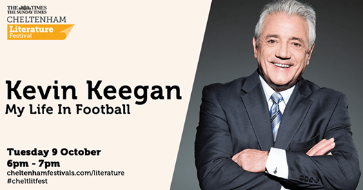 Kevin Keegan shares his remarkable journey from miner's son to being crowned Kin...