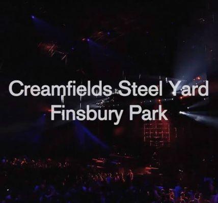 Steel Yard London - Above & Beyond Yoga