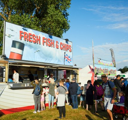 All that glorious food at #DeerShed9. What was the tastiest meal you tried?