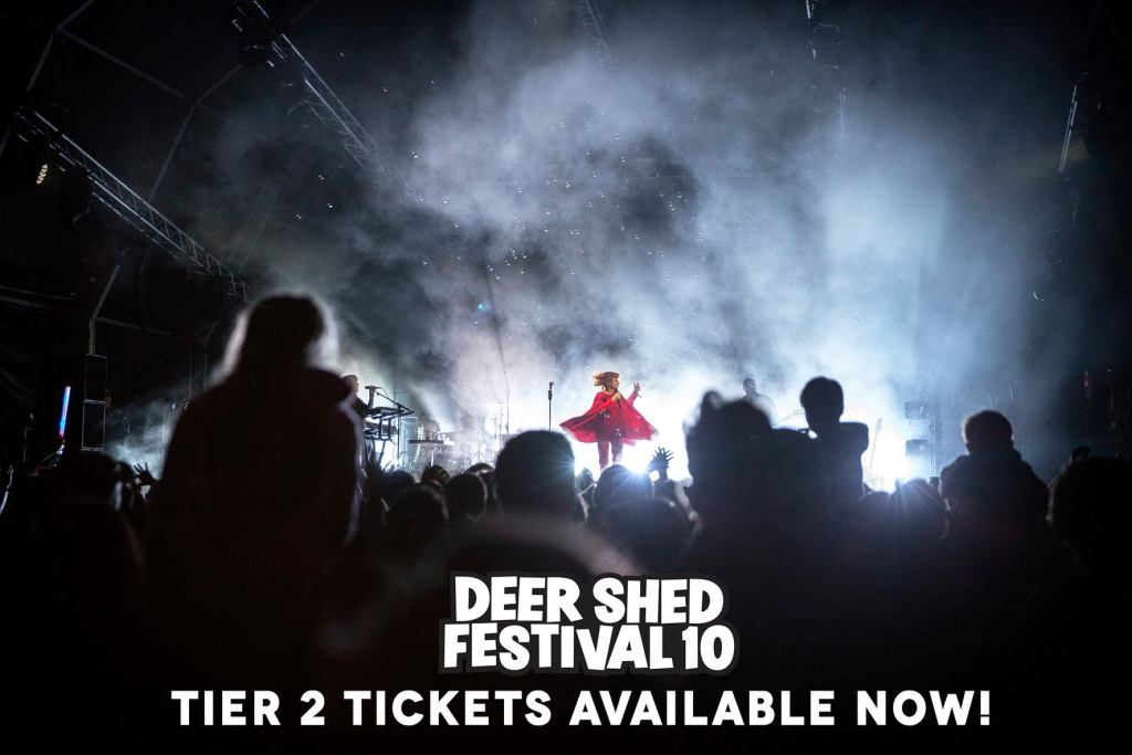 Tier 1 tickets have now SOLD OUT!! Never in our wildest dreams did we imagine th...