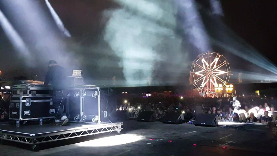 Leftfield close our mainstage after an epic three days of Electric Fields Festiv...
