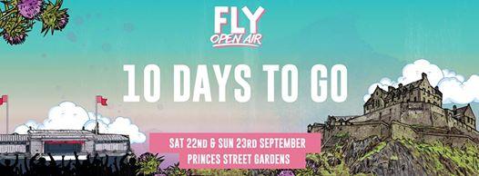 FLY Open Air Festival   Sat 22 & Sun 23 Sept 2018...