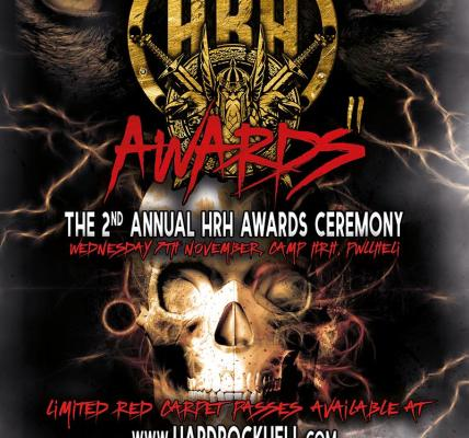 Attention rockers of the world! HRH is launching their 2nd Annual Awards at this...