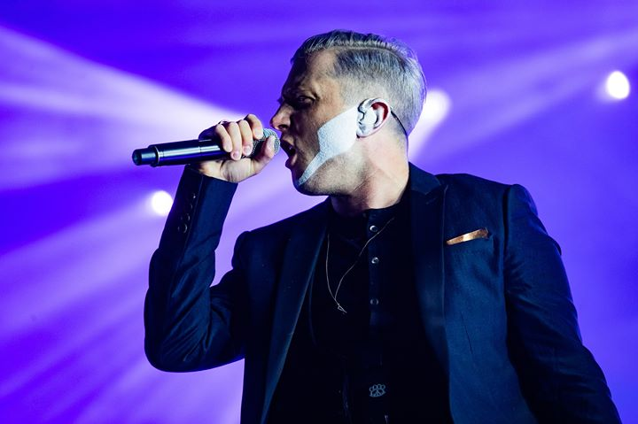Plan B delivered a sensationally soulful set mixed with his signature hip-hip so...