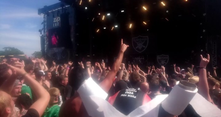 FESTIVAL HIGHLIGHTS: [MOSHVID] Body Count LIVE at Download Festival 2018 HIGHLIGHTS