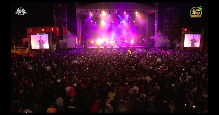FESTIVAL HIGHLIGHTS: FESTIVAL REGGAE DONN SA 7 – GENTLEMAN **Official HIGHLIGHTS**