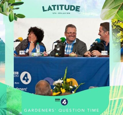 Got a question about your garden?  The BBC Radio 4 Gardeners' Question Time Camp...