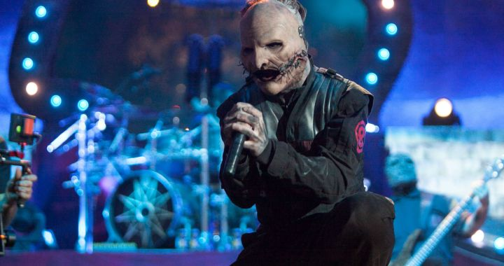 """NME Festival blog: Slipknot were """"cracking"""" while making 'All Hope Is Gone', band announce 10th anniversary album reissue"""