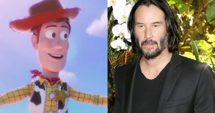 NME Festival blog: Keanu Reeves discusses how he got mystery 'Toy Story 4' role