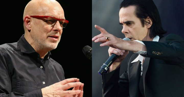 """NME Festival blog: Nick Cave shares email to Brian Eno regarding his stance on """"cowardly and shameful"""" Israel boycott"""