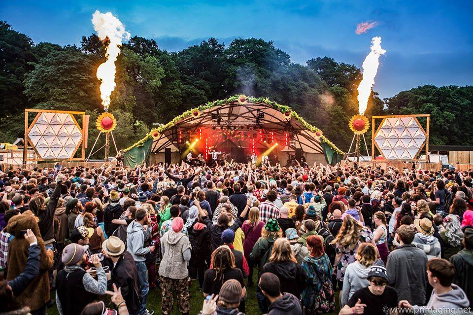 FULL LINE UP ANNOUNCEMENTS FOR ALL STAGES THIS TUESDAY!!...
