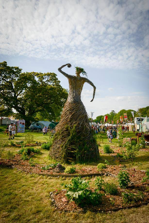 Something majestic for a Sunday - the Garden at Eden Festival 2015