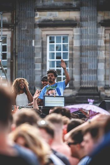 Seth Troxler will be back at FLY Open Air this May after killing it last year at...