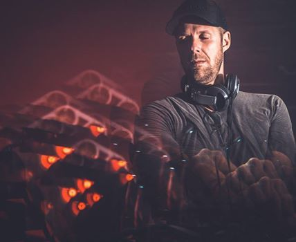 Adam Beyer recorded live at the Junction 2 launch party at Tobacco Dock