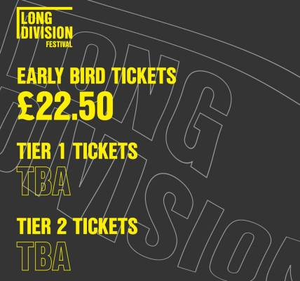 Delighted that half of our Early Birds have gone already. Look out too for the g...