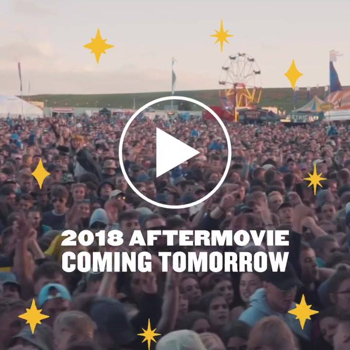 2018 Aftermovie, premiering tomorrow....