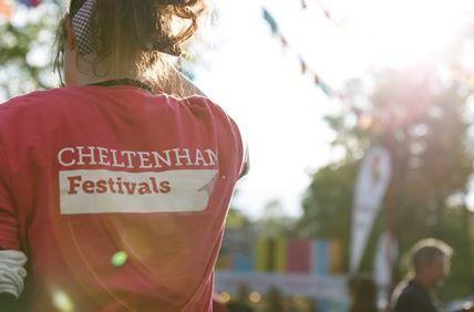 Volunteering at the Cheltenham Jazz Festival 2019 - Cheltenham Festivals