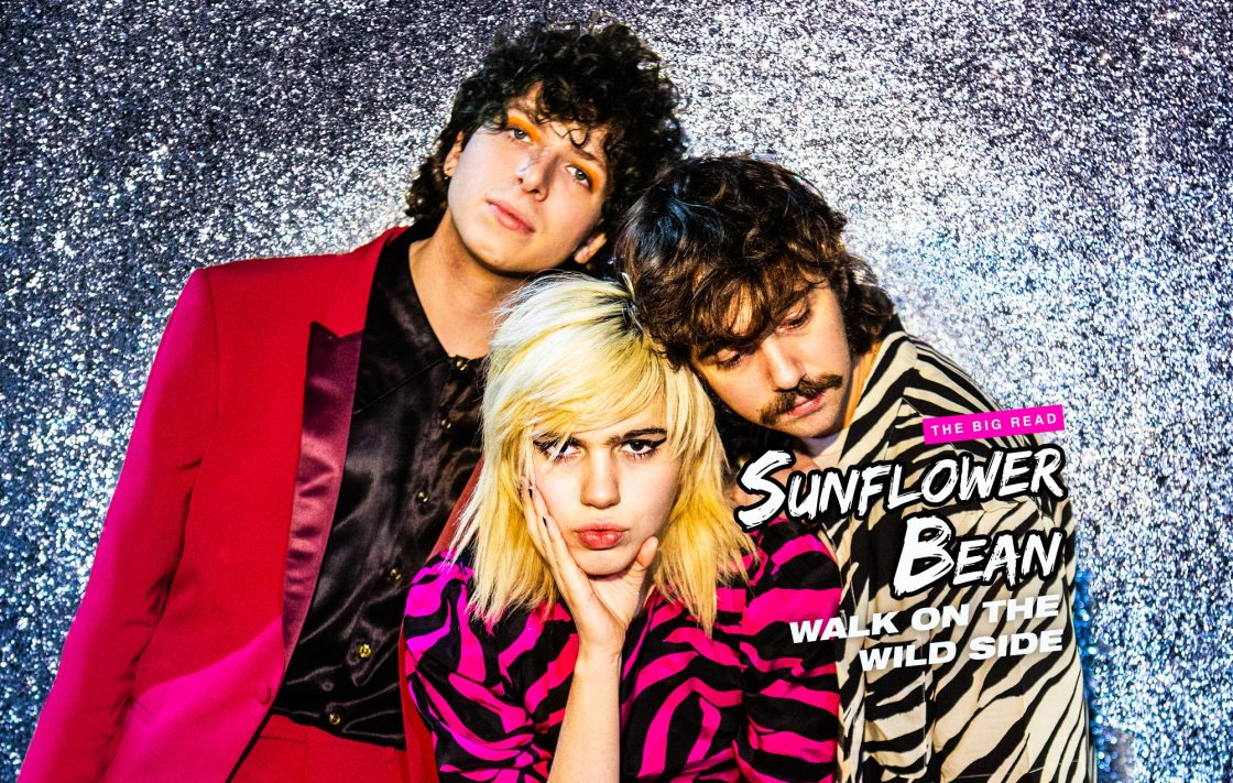 """Sunflower Bean Interview: """"We're coming at the world with a jackhammer"""""""