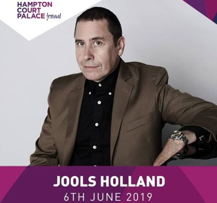 We have lost count of the amount of times Jools Holland has joined us at the pal...