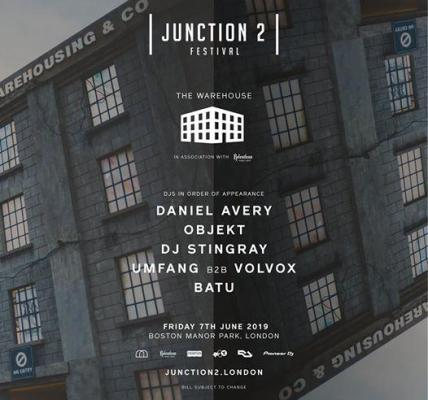 Step out of the park and into our Warehouse on the Friday of Junction 2 - A diff...