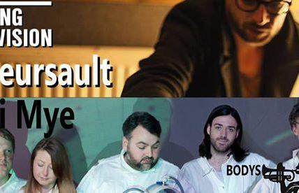 Meursault + Mi Mye presented by Long Division and Bodys
