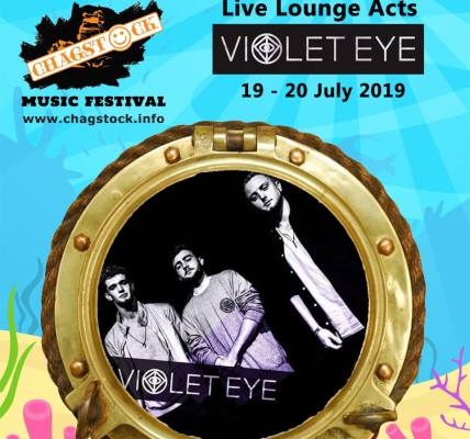 Violet Eye join the Live Lounge line up.  A new youth band from Teignmouth, doin...